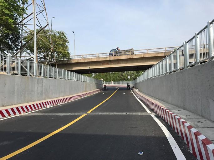 """Hầm chui cầu Bình Triệu """"giải kẹt"""" cho Bến xe Miền Đông - Ảnh 1."""