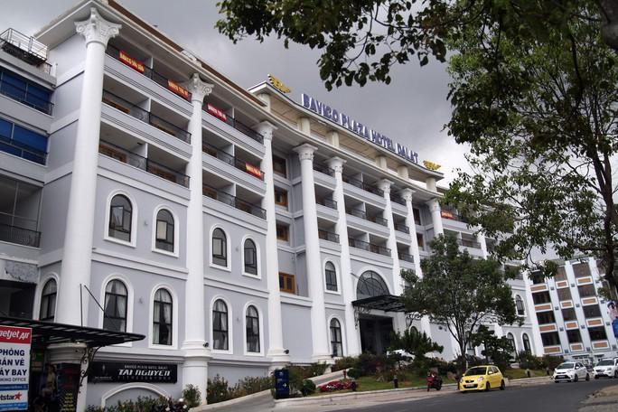 Ngân hàng Quân Đội thu giữ tài sản khách sạn Bavico Đà Lạt - Ảnh 1.