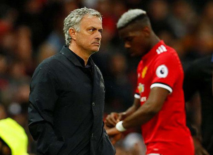 Dậy sóng Old Trafford, Pogba kiếm đường rời Man United - Ảnh 1.