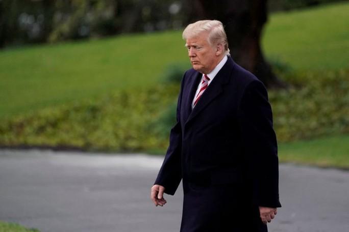 Ông Trump không chịu trừng phạt thêm Nga - Ảnh 1.