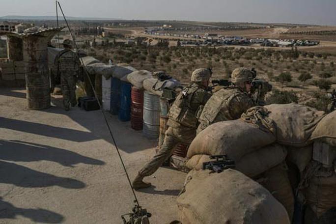 Tính toán mới của Mỹ tại Syria - Ảnh 1.