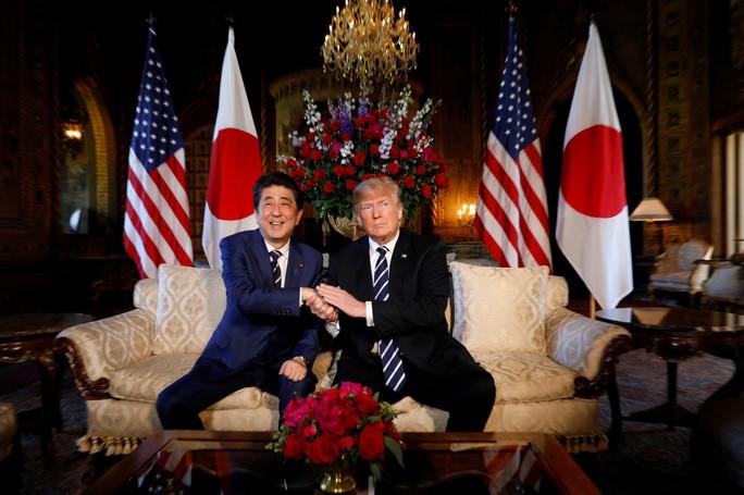Tổng thống Trump chúc Hàn-Triều thoát 68 năm chiến tranh - Ảnh 1.