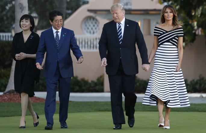 Tổng thống Trump chúc Hàn-Triều thoát 68 năm chiến tranh - Ảnh 2.