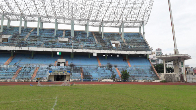 Vụ 2 cựu chủ tịch Đà Nẵng bị khởi tố: Sân vận động Chi Lăng bị xẻ thịt ra sao? - Ảnh 1.