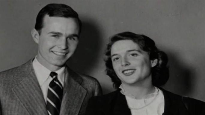 Nữ hoàng nhà Bush và tình yêu một đời - Ảnh 2.