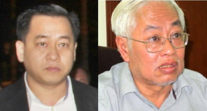 Vũ nhôm bị khởi tố thêm tội chiếm đoạt 200 tỉ đồng của Ngân hàng Đông Á - Ảnh 1.