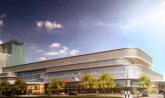 Trụ sở mới của UBND TP HCM như thế nào? - Ảnh 2.