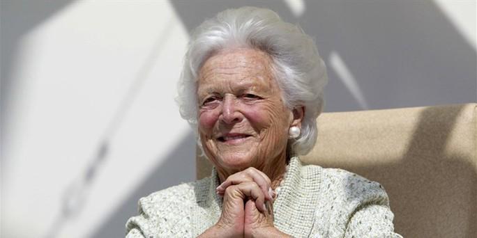 Nữ hoàng của triều đại Bush qua đời ở tuổi 92 - Ảnh 1.