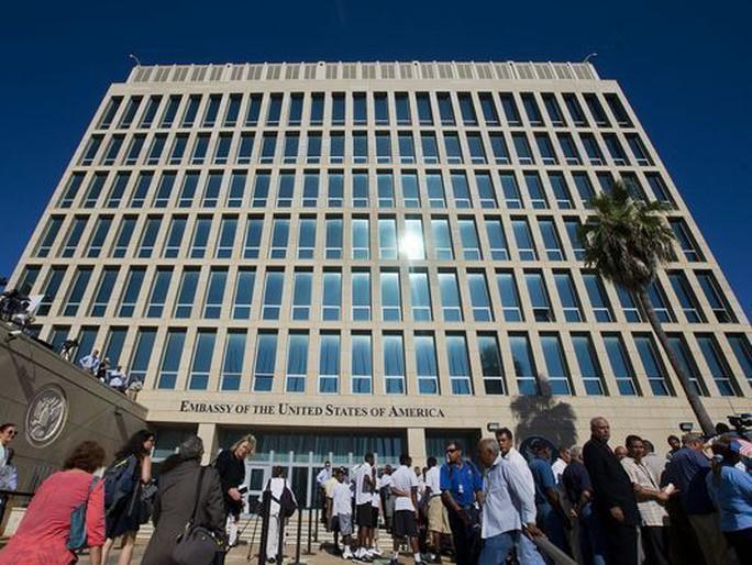 Bó tay trước bệnh lạ của các nhà ngoại giao Mỹ ở Cuba - Ảnh 1.