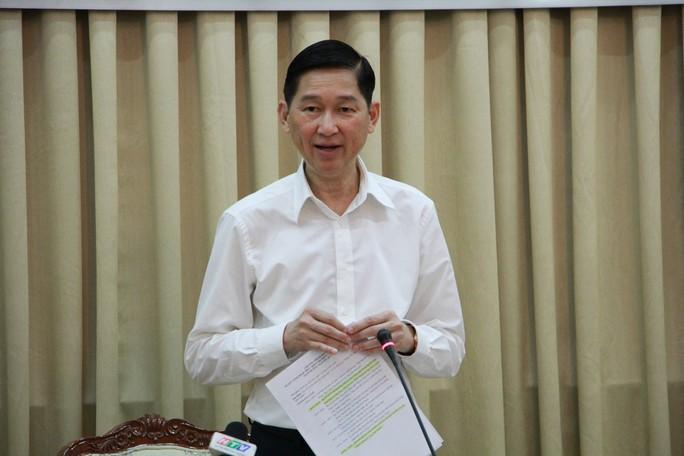 Chưa chốt giá thuê máy bơm chống ngập đường Nguyễn Hữu Cảnh - Ảnh 4.