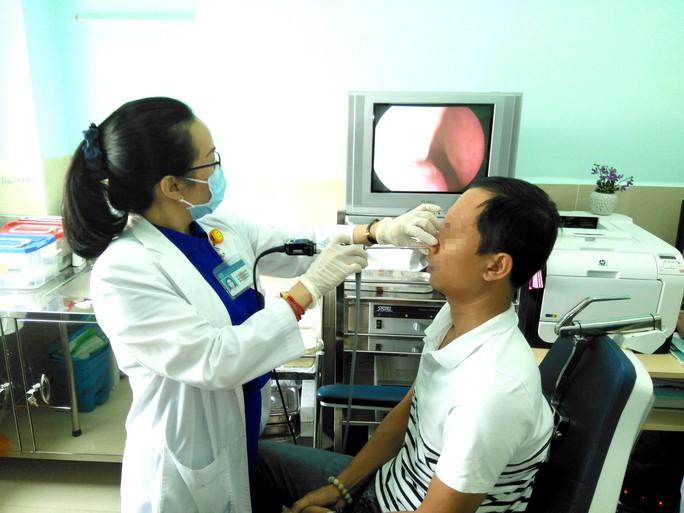 Bệnh viện Tai Mũi Họng TP HCM khánh thành khu phòng khám mới - Ảnh 1.