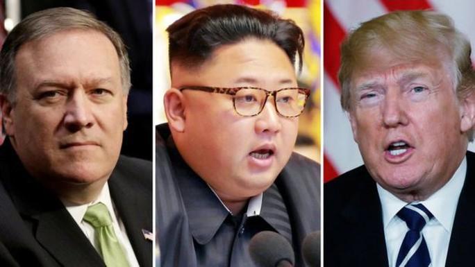 Ông Trump dọa hủy bỏ hội nghị thượng đỉnh với Triều Tiên - Ảnh 1.