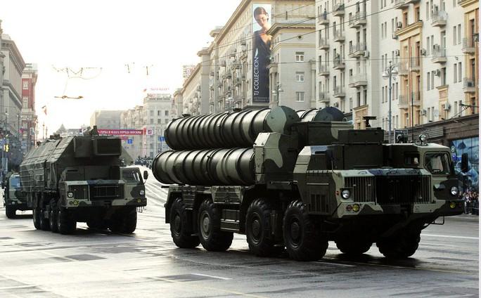 Nga và bài toán cung cấp S-300 cho Syria - Ảnh 1.