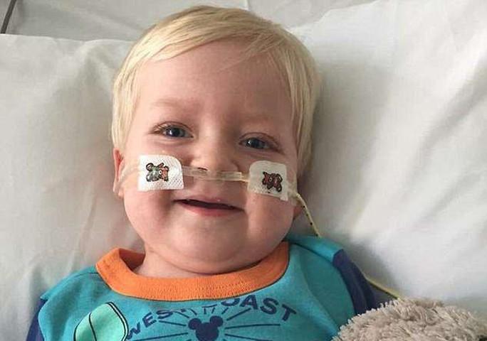 Chết vì ung thư, bé 2 tuổi bất ngờ sống lại, hết bệnh - Ảnh 1.