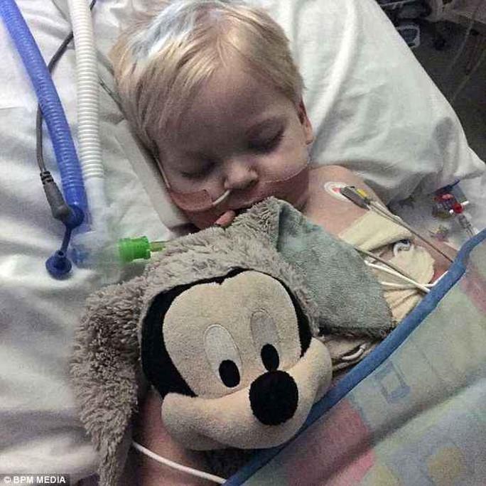 Chết vì ung thư, bé 2 tuổi bất ngờ sống lại, hết bệnh - Ảnh 2.