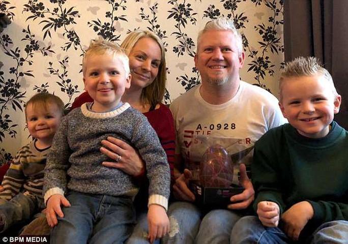 Chết vì ung thư, bé 2 tuổi bất ngờ sống lại, hết bệnh - Ảnh 4.