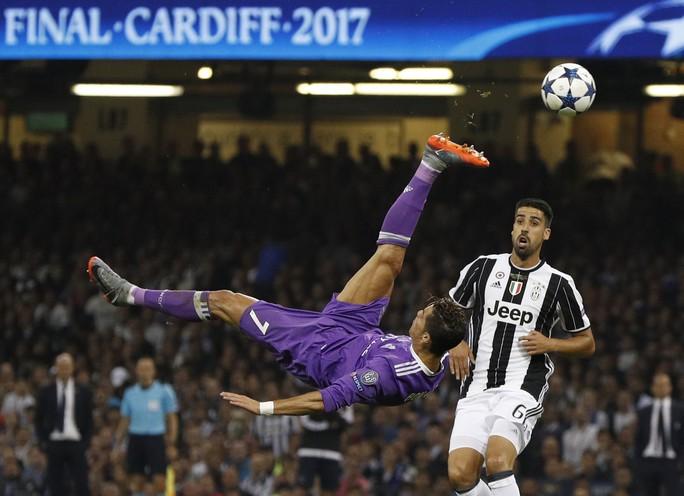 Juventus và nỗi ám ảnh mang tên Ronaldo - Ảnh 1.