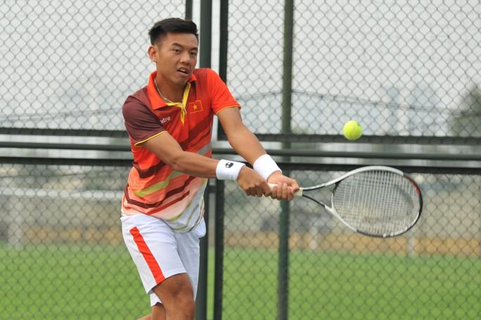 Việt Nam giành chiến thắng ngày ra quân Davis Cup 2018 - Ảnh 2.