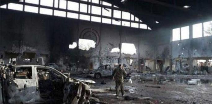 Cuộc chiến thật sự ở Syria - Ảnh 1.