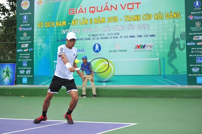 Lý Hoàng Nam hạ Minh Tuấn, vào chung kết VTF Pro Tour II - Ảnh 2.