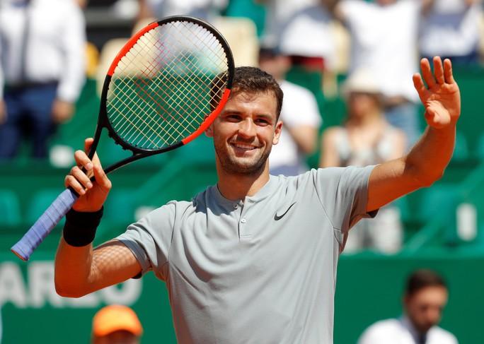 Nadal đại chiến đệ tử Federer tại bán kết Monte Carlo - Ảnh 4.