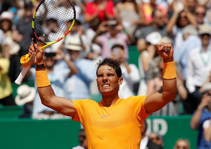 Rafael Nadal lên ngôi vương Monte Carlo 2018 - Ảnh 2.