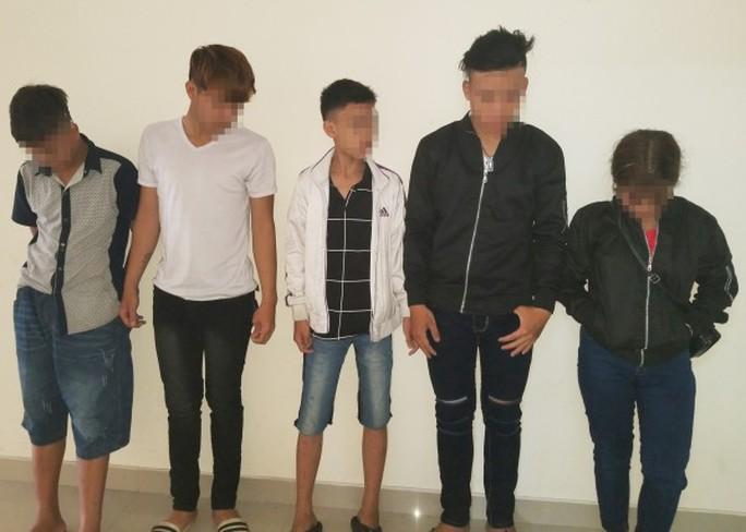 Tóm gọn nhóm cướp nhí từ Đà Nẵng vào Hội An hành nghề - Ảnh 1.