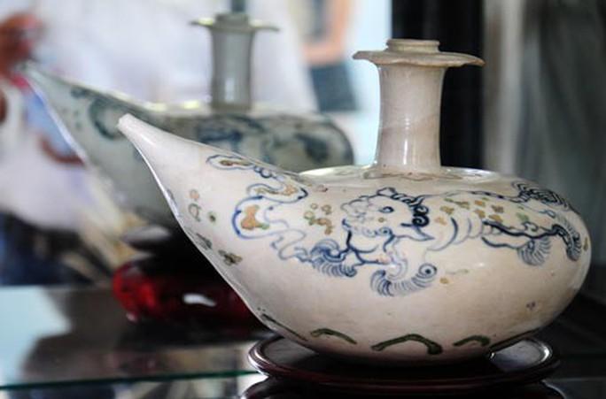 Báu vật khảo cổ Việt Nam: Lịch sử trên con tàu đắm - Ảnh 2.