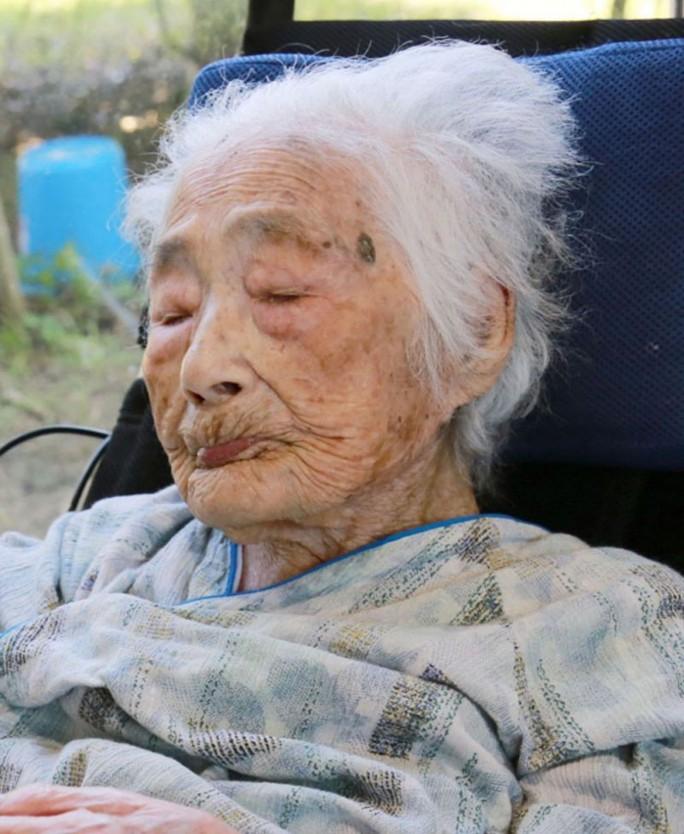 Cụ bà cao tuổi nhất thế giới qua đời ở tuổi 117 - Ảnh 1.
