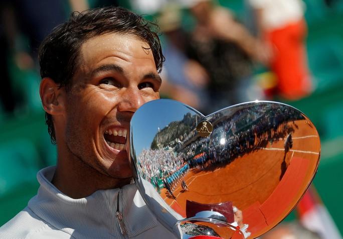 Rafael Nadal lên ngôi vương Monte Carlo 2018 - Ảnh 3.