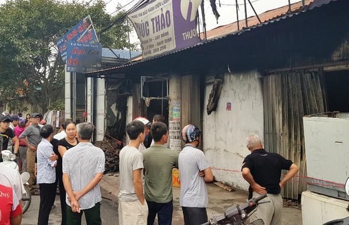 Cháy nhà trong đêm khuya, 3 mẹ con tử vong - Ảnh 1.