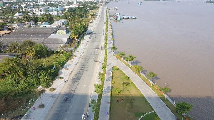 Mập mờ dự án khu dân cư ở Tiền Giang - Ảnh 1.