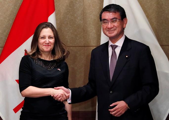 G7 nóng chuyện Triều Tiên - Ảnh 1.