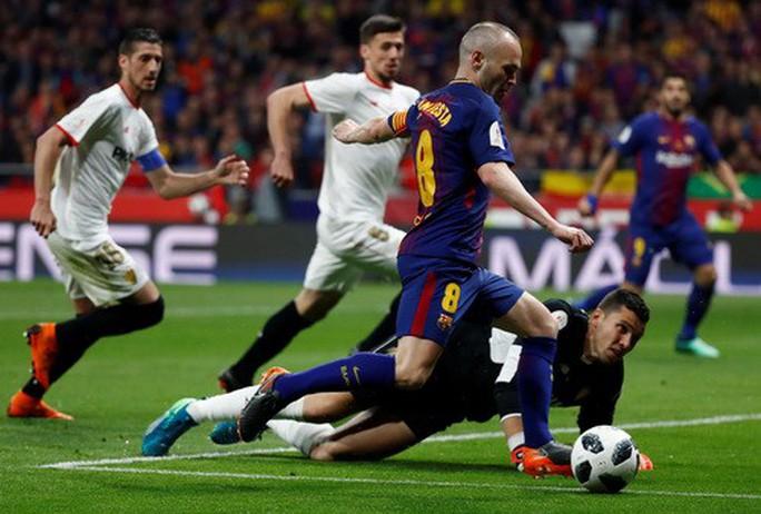 Đại thắng Sevilla 5-0, Barcelona đăng quang Cúp Nhà vua - Ảnh 5.