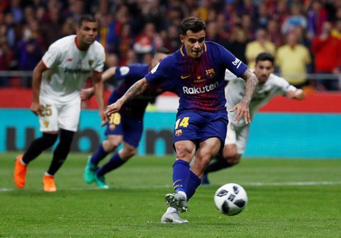 Đại thắng Sevilla 5-0, Barcelona đăng quang Cúp Nhà vua - Ảnh 6.