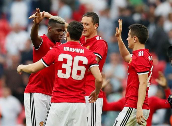 Gà trống tắt tiếng, Man United lần thứ 20 vào chung kết FA Cup - Ảnh 9.