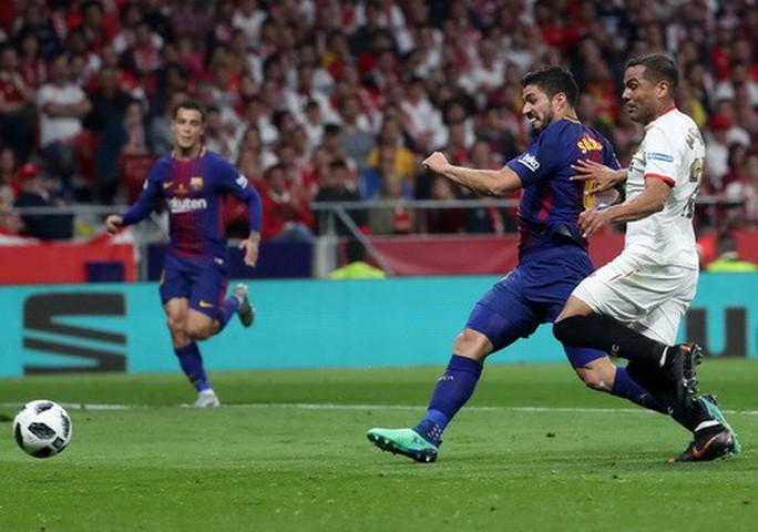 Đại thắng Sevilla 5-0, Barcelona đăng quang Cúp Nhà vua - Ảnh 3.