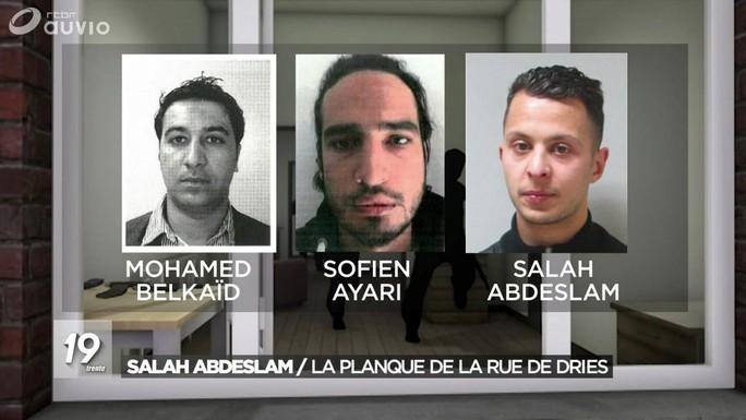Nghi phạm vụ khủng bố đẫm máu ở Paris lãnh 20 năm tù - Ảnh 1.