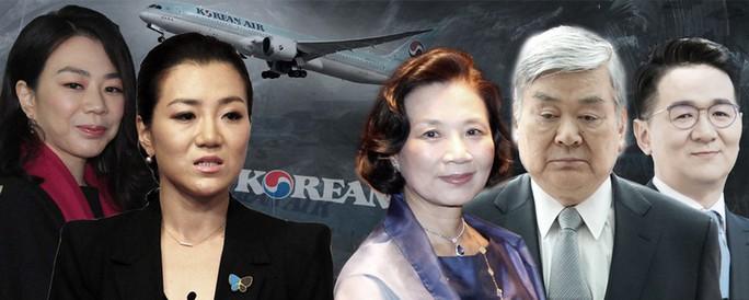 Đến lượt vợ chủ tịch Korean Air Lines bị điều tra tội bạo hành - Ảnh 2.