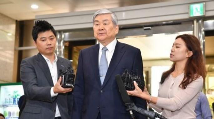 Đến lượt vợ chủ tịch Korean Air Lines bị điều tra tội bạo hành - Ảnh 1.