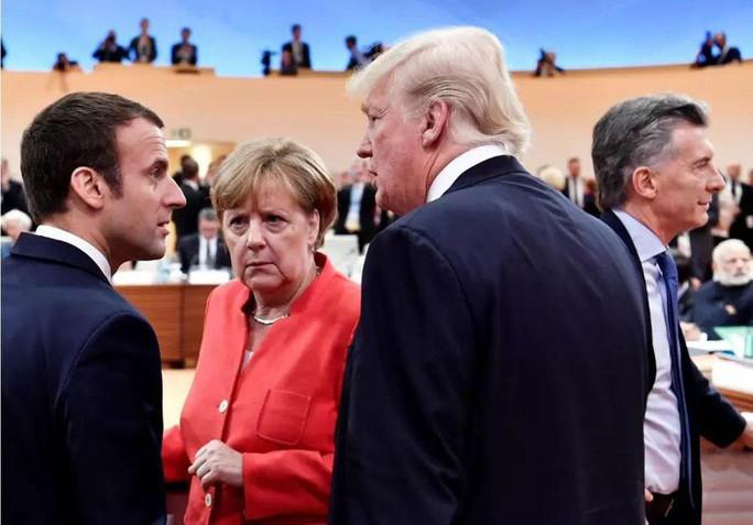 Thỏa thuận hạt nhân Iran: Đức - Pháp cùng ra tay - Ảnh 1.