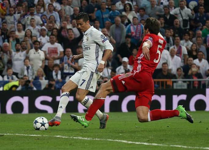 Ronaldo đe dọa hùm xám - Ảnh 1.