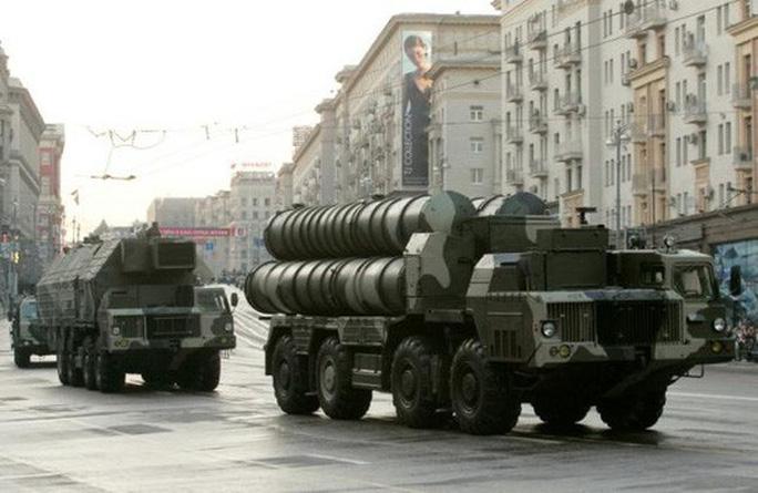 Nga cảnh báo Israel nếu tấn công S-300 ở Syria - Ảnh 1.