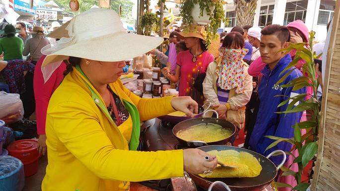 Quảng bá văn hóa Nam Bộ qua lễ hội bánh dân gian - Ảnh 1.