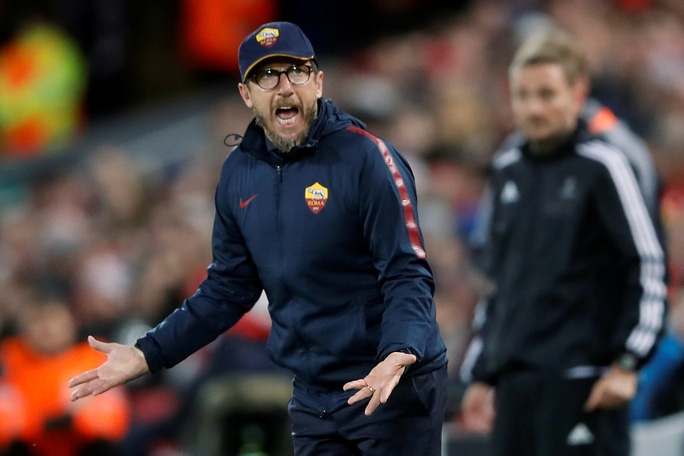 HLV Roma hứa sẽ phục thù Liverpool - Ảnh 2.