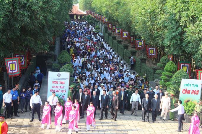 TP HCM long trọng tổ chức giỗ Tổ Hùng Vương - Ảnh 5.