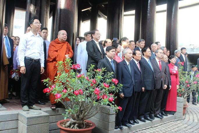TP HCM long trọng tổ chức giỗ Tổ Hùng Vương - Ảnh 6.