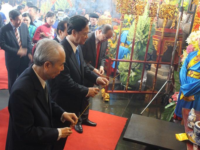TP HCM long trọng tổ chức giỗ Tổ Hùng Vương - Ảnh 7.