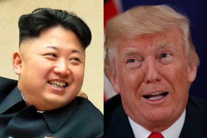 Tổng thống Trump bất ngờ đổi giọng về ông Kim Jong-un - Ảnh 1.