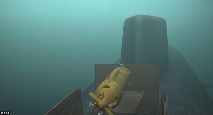 Hé lộ cỗ máy tận thế gây sóng thần hơn 90 m của Nga  - Ảnh 2.